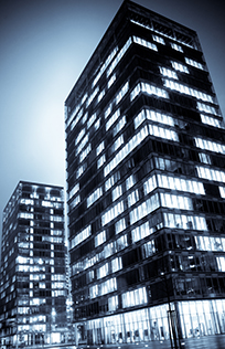 Buildings where European Parliament translators work