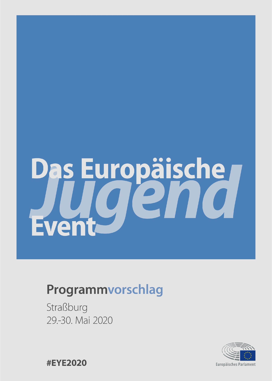 Draft Programme EYE2020
