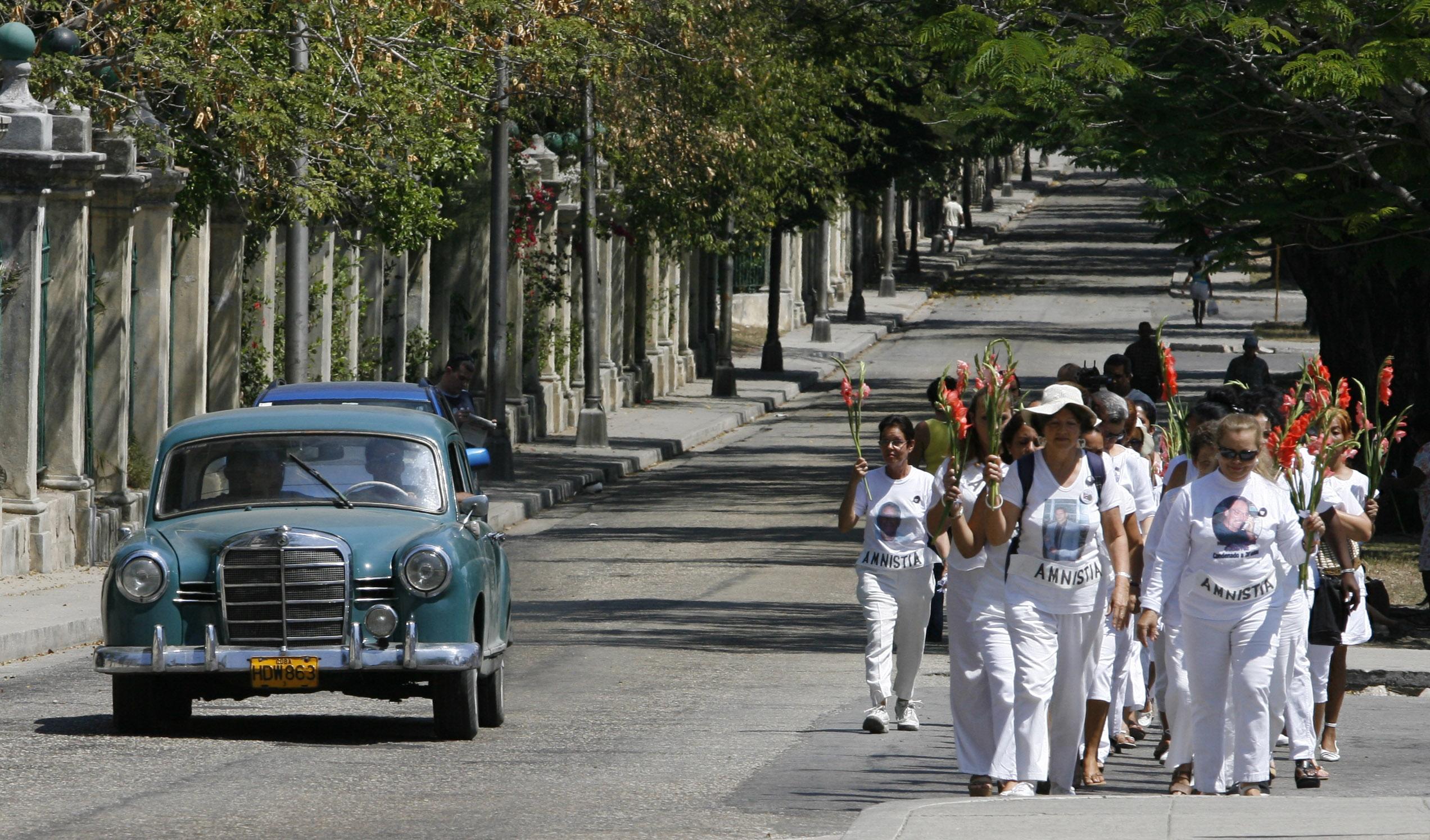 Naiset valkoisissa -ryhmä (Damas de Blanco)
